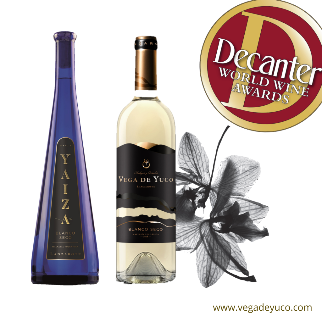 Prix ​​Decanter Lanzarote